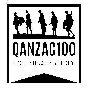 QANZAC100: Memories for a new generation